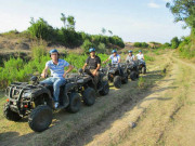 Zebra ATV Safari Club