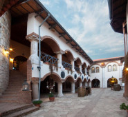 Vinifera Hotel Yedi Bilgeler Vineyards