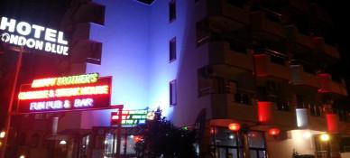 London Blue Hotel
