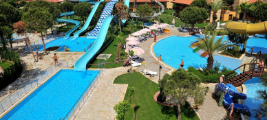 Gloria Golf Resort Otel