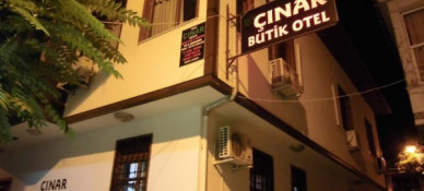 Çınar Butik Otel Antalya