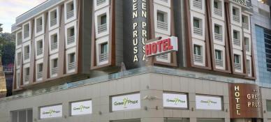 Green Prusa Hotel