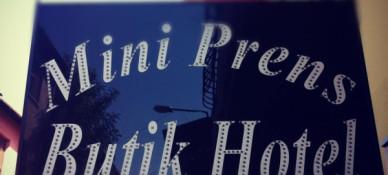 Mini Prens Butik Hotel
