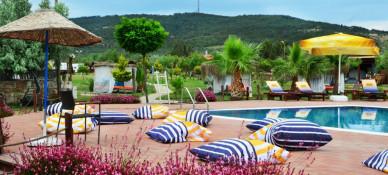 Cunda Fora Doğa Karavan Hotel