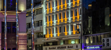 Karlıbel Hotel Atlıhan