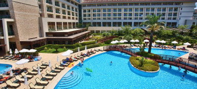 Sunis Kumköy Beach Resort Hotel & Spa