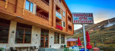 Uzungöl Yedigöller Otel