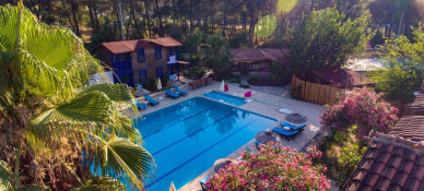 Olympos Forest House