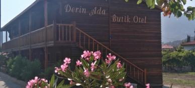 Derin Ada Ahşap Butik Otel