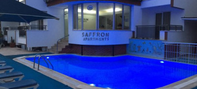 Saffron Apartments