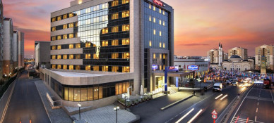 Hampton by Hilton Kayaşehir