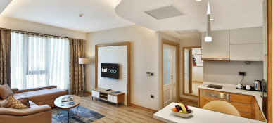 Bof Hotels Ceo Suites Ataşehir