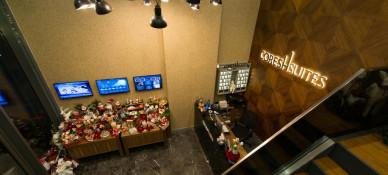 Coresh Suites İstanbul Airport