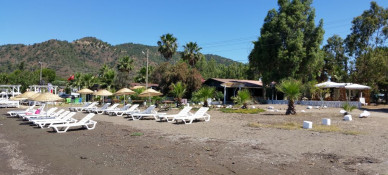 Angora Restaurant Motel Camping
