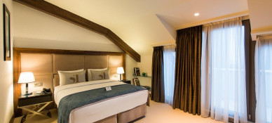 Inside Hotel Şişli