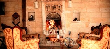 Kapadokya Splendid Cave Hotel