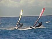 Şarköyde Rüzgar Sörfü