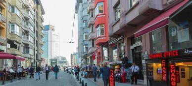 Flora Suites Taksim