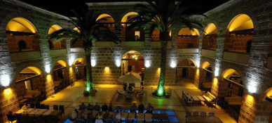The Luxury Ottoman Palace Historical Hotel & Suites