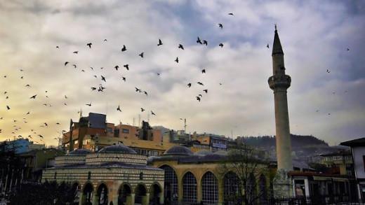 Kastamonu Gezi Rehberi -Nasrullah Camii
