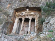 Kral Amyntasın Mezarı