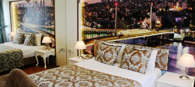 Elite Marmara Bosphorus Suites Hotel