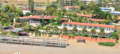 Adora Hotel Kızılot