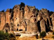 Kilistra Kaya Mezarları