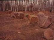 Koç Başlı Mezar Taşları