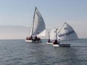 Sapanca Gölünde Su Sporları