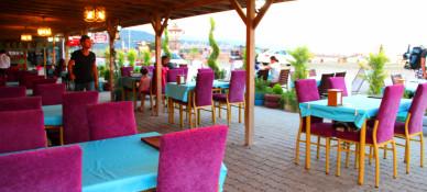Assos Apollon Bungalow Restaurant