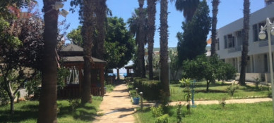 Hanzade Otel Kızkalesi