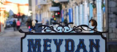 Meydan d'Azur Alaçatı