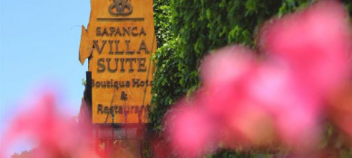 Sapanca Villa Suite Butik Otel