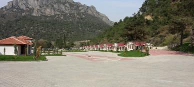 Osmaneli Belediyesi Şifalı İçmeler Tesisi