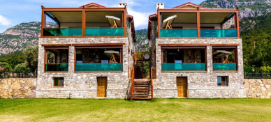 Miracle Apartment Akyaka