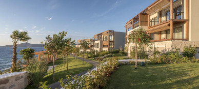 Allium Villas Resort Bodrum