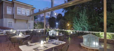 Hagia Sofia Mansions Istanbul, Curio Collection by Hilton