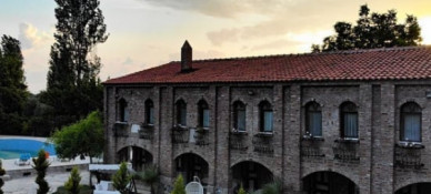 Antik Manastır Butik Otel