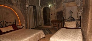 Flintstones Cave Hotel