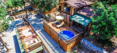 Baharoğlu Life House Faralya