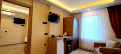 Palmiye Suit Hotel Edirne