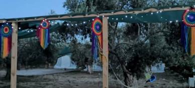 Poseidon Camping Beach