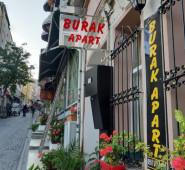 Burak Apart Sultanahmet
