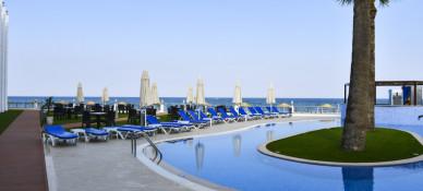 Mimoza Beach Hotel Gazimağusa