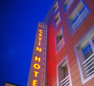 Çetin Otel Keşan