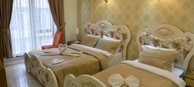 La Rossa Butik Hotel