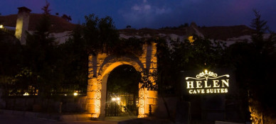 Helen Cave Suites