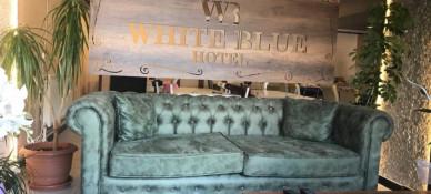 White Blue Hotel Edirne