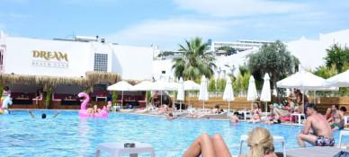 Dream Palace Bodrum Beach Club